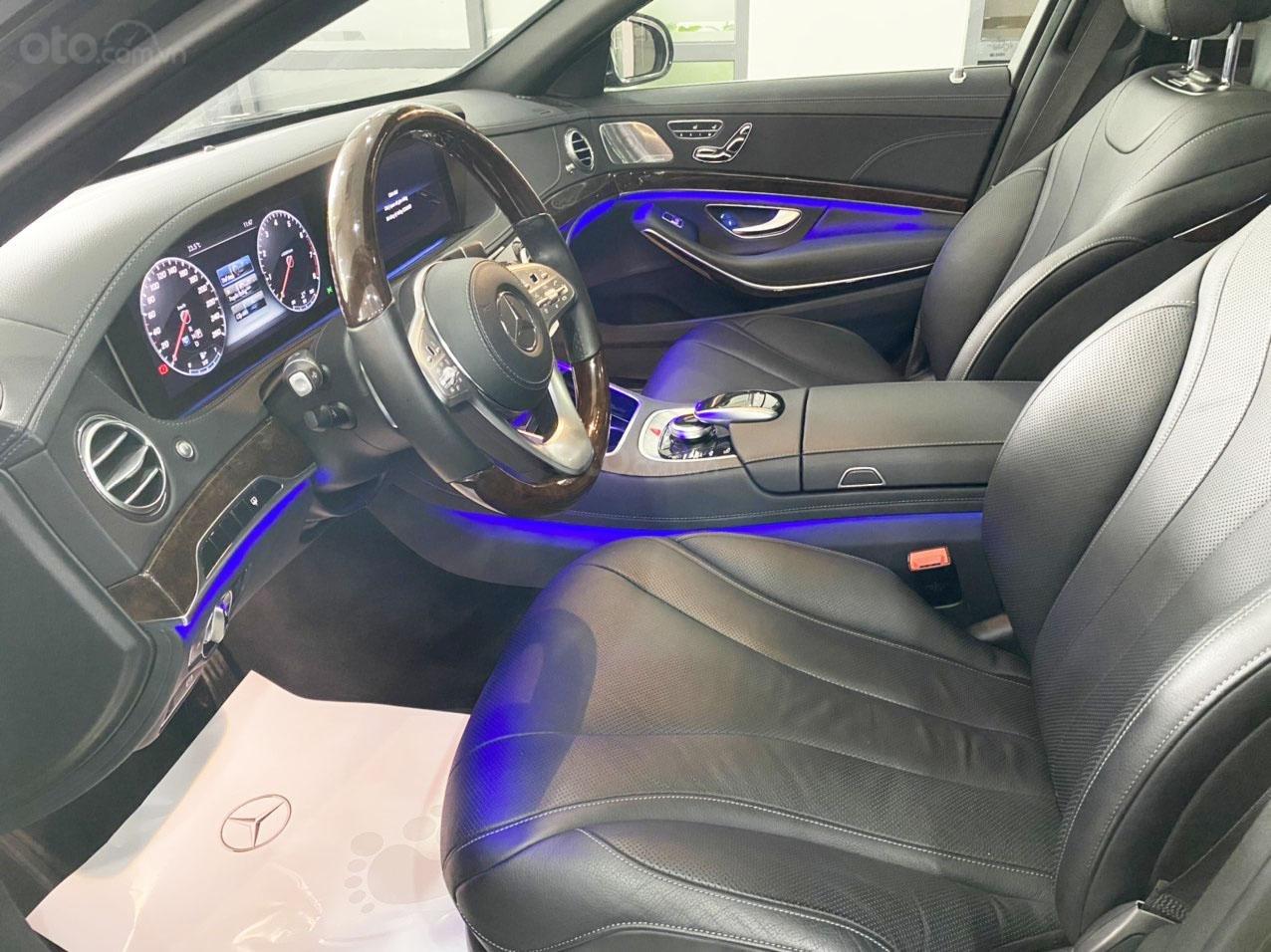 Mercedes S450L Model 2019, giá hót nhất Hà Nội, hỗ trợ tài chính 70%, giao xe ngay (5)