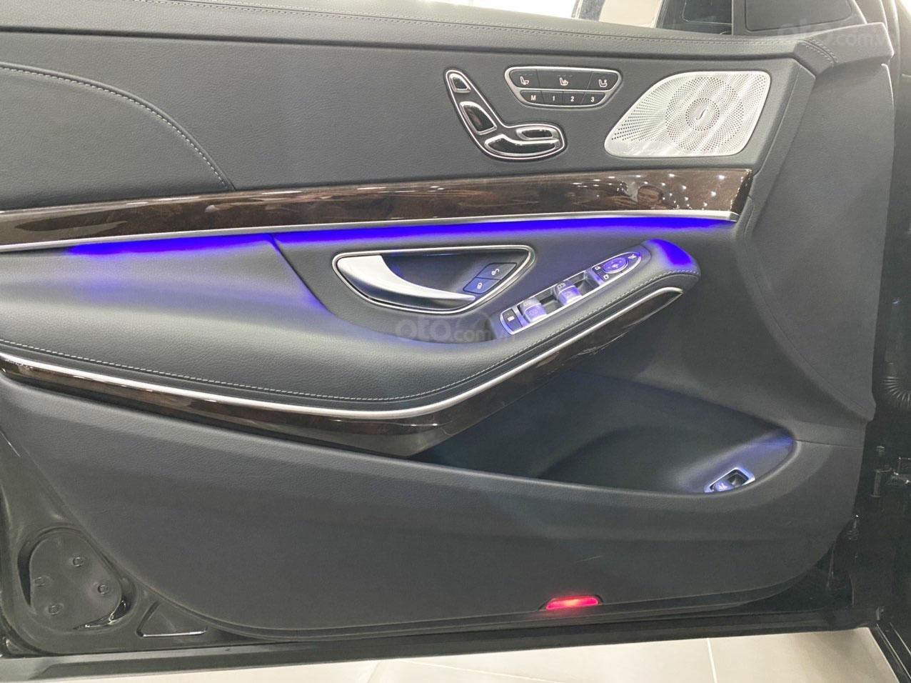 Mercedes S450L Model 2019, giá hót nhất Hà Nội, hỗ trợ tài chính 70%, giao xe ngay (6)