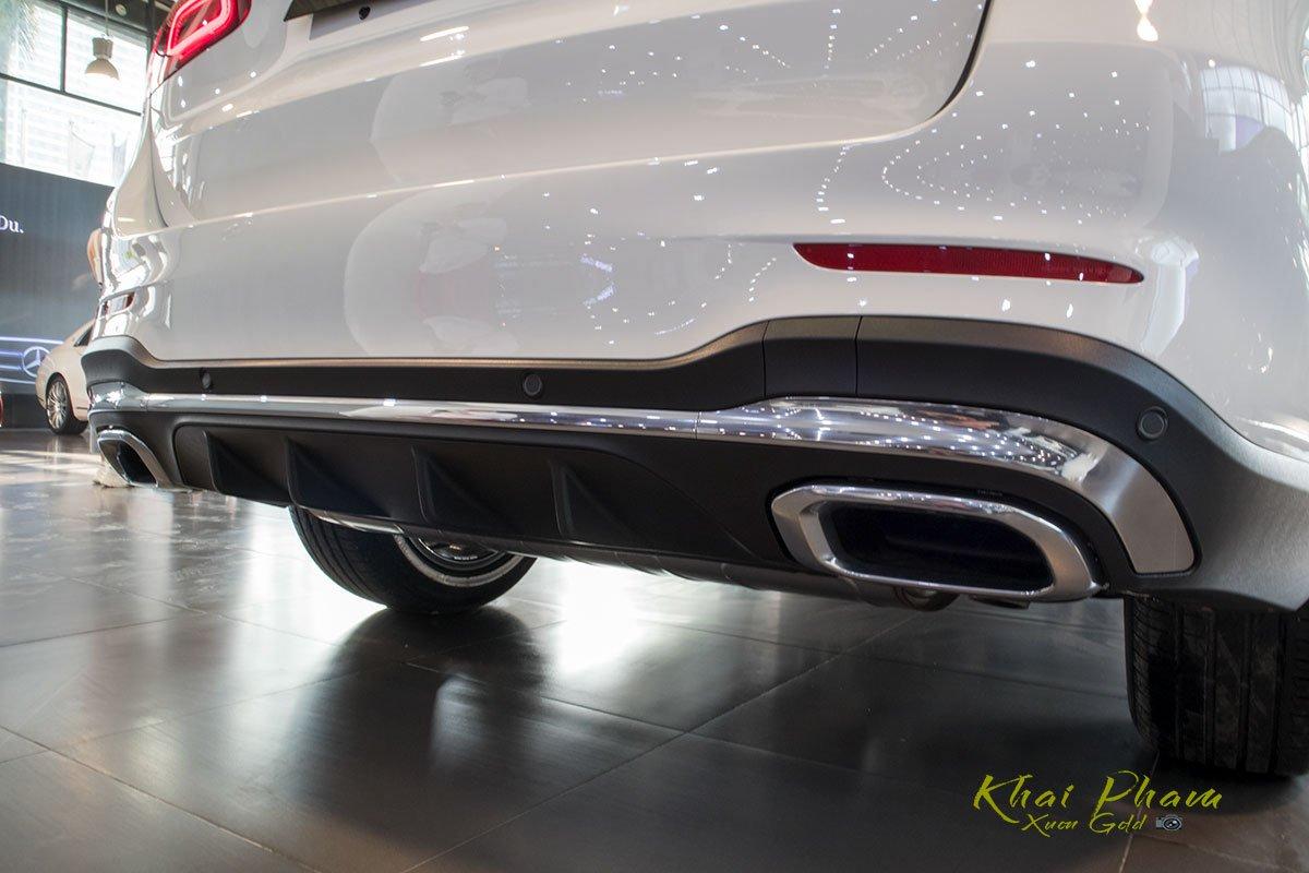 Hình ảnh đuôi xe Mercedes-Benz GLC 300 4Matic 2020