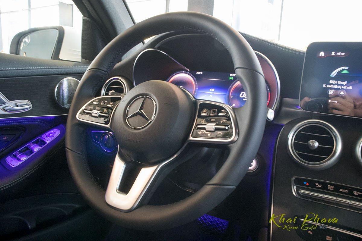 Hình ảnh vô-lăng xe Mercedes-Benz GLC 300 4Matic 2020