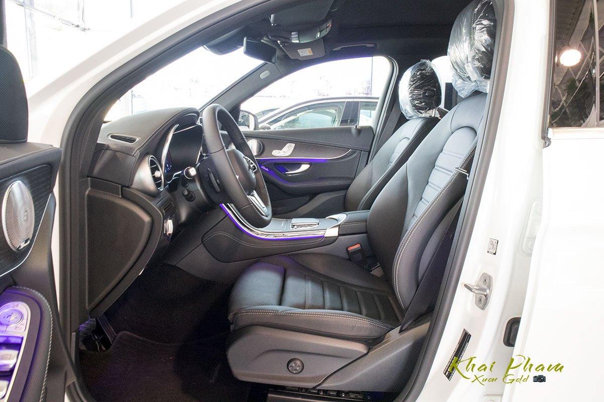 Hình ảnh ghế trước xe Mercedes-Benz GLC 300 4Matic 2020