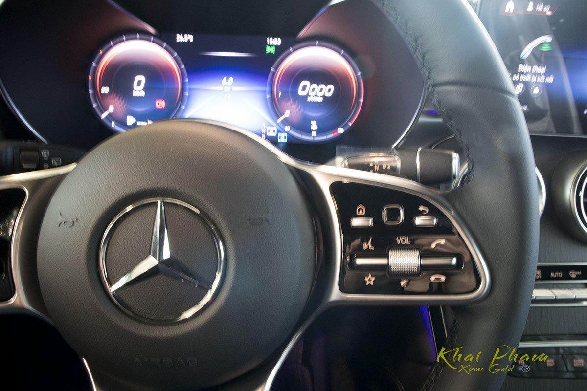 Hình ảnh nút bấm xe Mercedes-Benz GLC 300 4Matic 2020 1