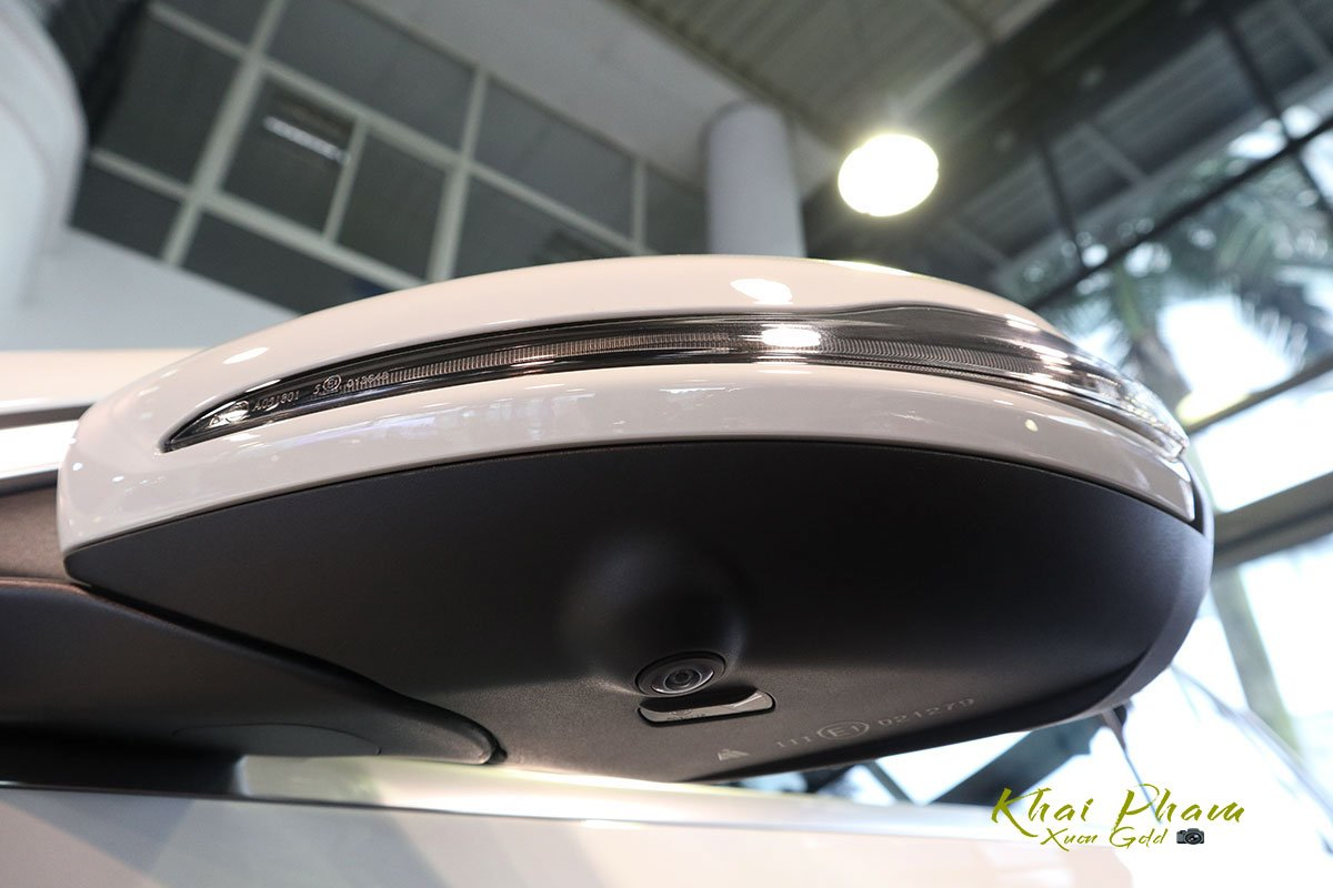 Hình ảnh gương xe Mercedes-Benz GLC 300 4Matic 2020