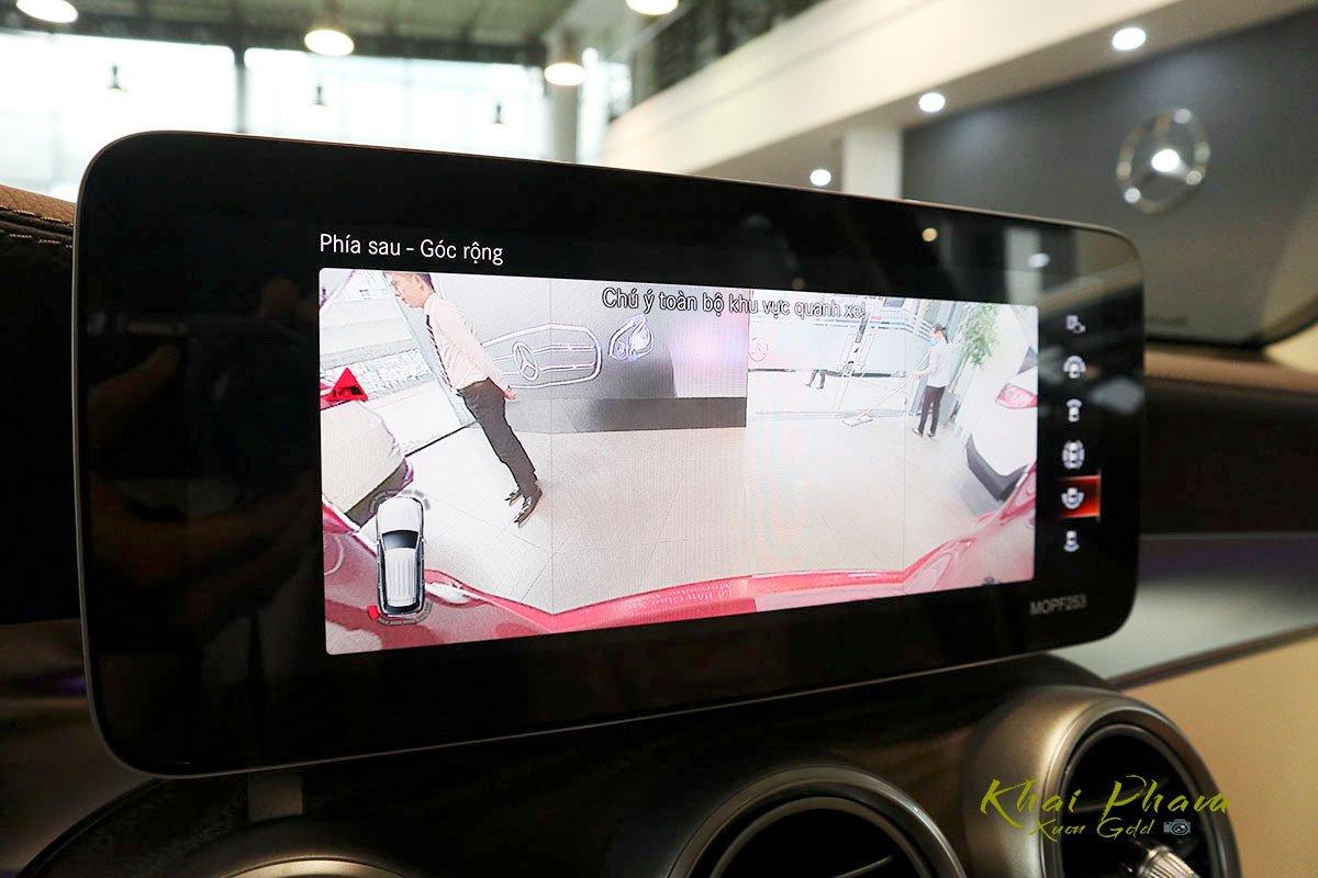 Hình ảnh camea lùi xe Mercedes-Benz GLC 300 4Matic 2020 1