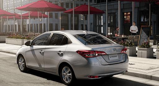 Ưu nhược điểm xe Toyota Vios