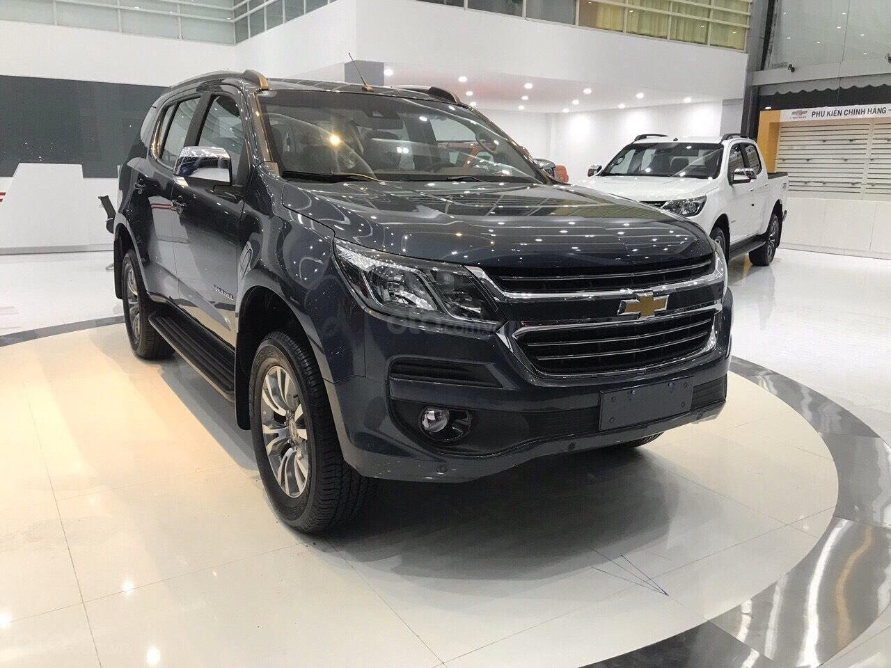 Giảm gần 400 triệu đồng, Chevrolet Trailblazer có đáng để mua?