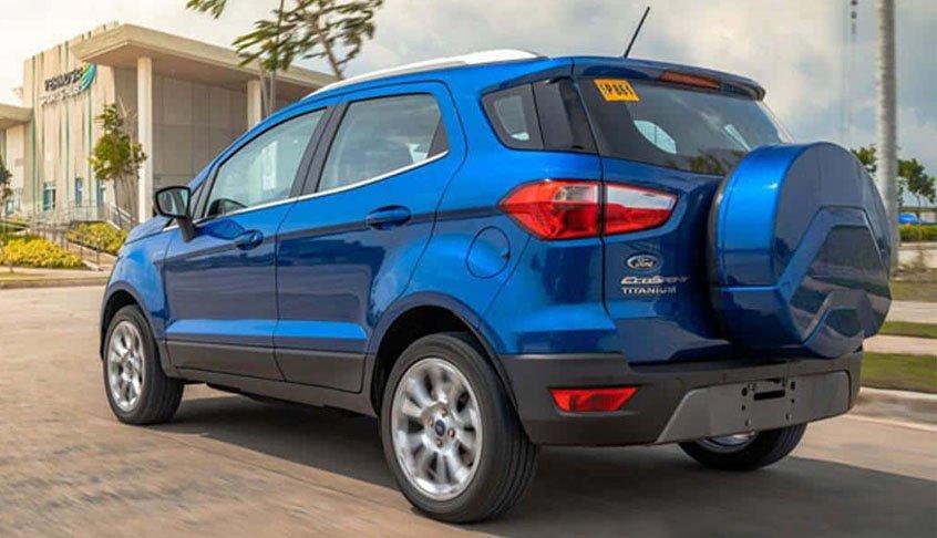 Ngoại thất xe Ford EcoSport 2019