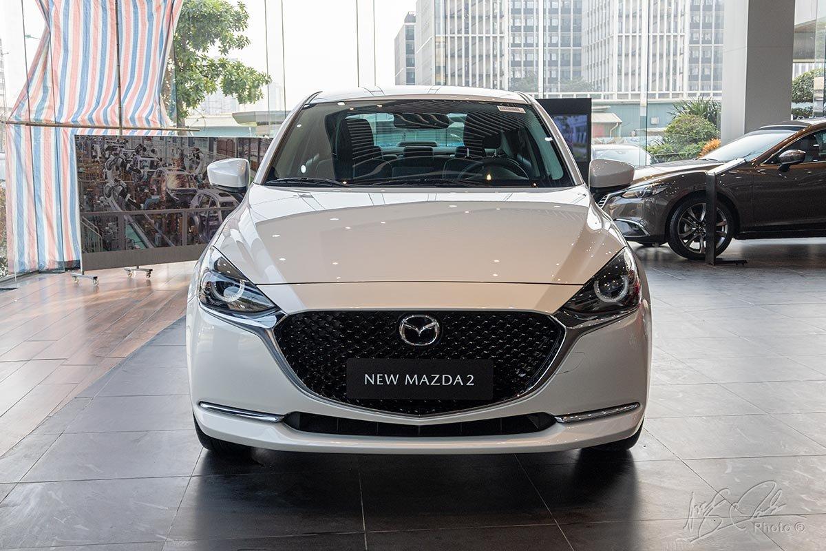 Ảnh chụp Đầu xe Mazda 2 2020