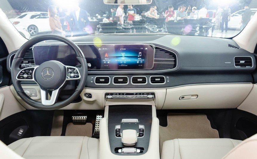 Thông số kỹ thuật xe Mercedes-Benz GLS 450 4MATIC 2020 a10