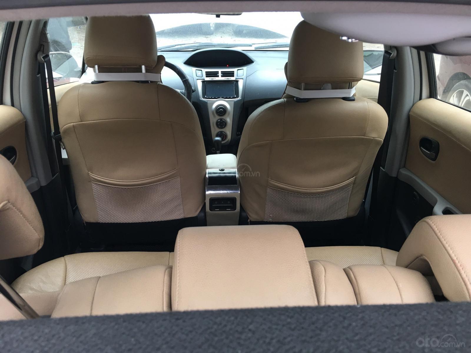Cần bán lại xe Toyota Yaris đăng ký 2009, xe gia đình, giá chỉ 330 triệu đồng (7)
