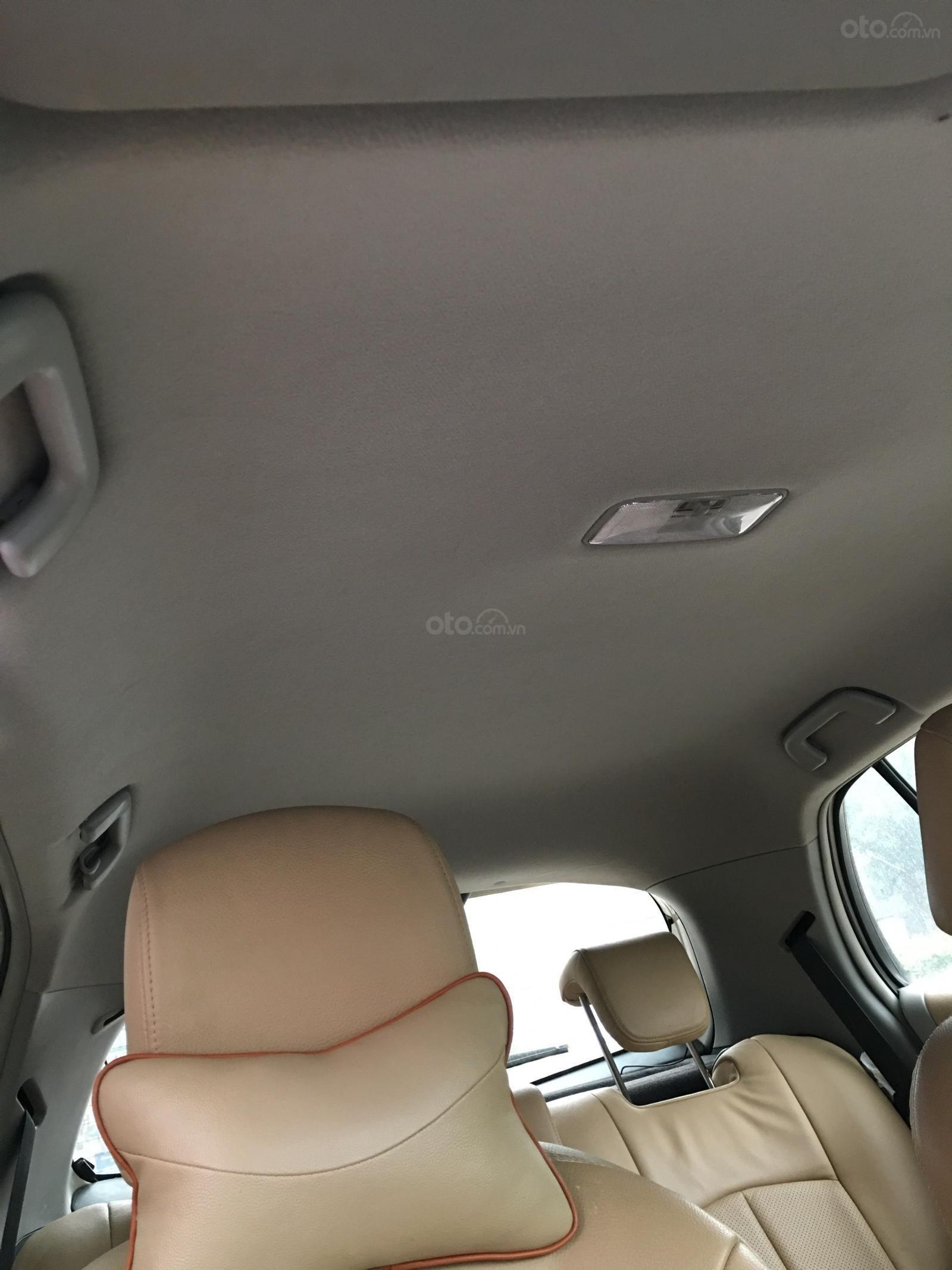 Cần bán lại xe Toyota Yaris đăng ký 2009, xe gia đình, giá chỉ 330 triệu đồng (8)