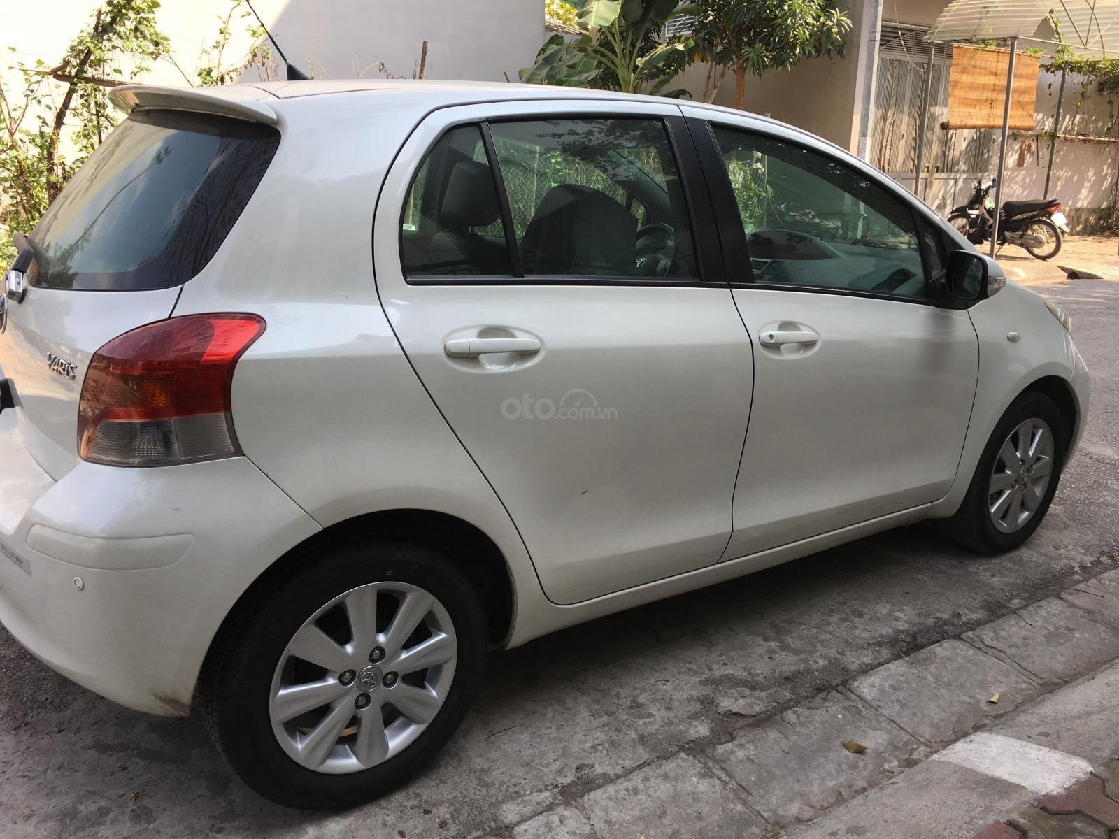 Cần bán lại xe Toyota Yaris đăng ký 2009, xe gia đình, giá chỉ 330 triệu đồng (10)