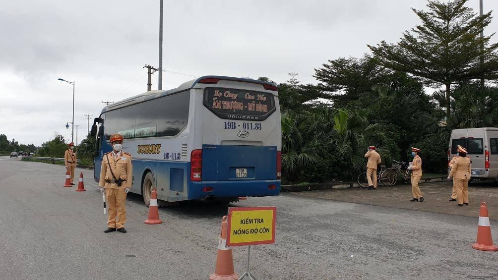 CSGT toàn quốc bắt đầu thực hiện tổng kiểm tra, xử lý vi phạm giao thông