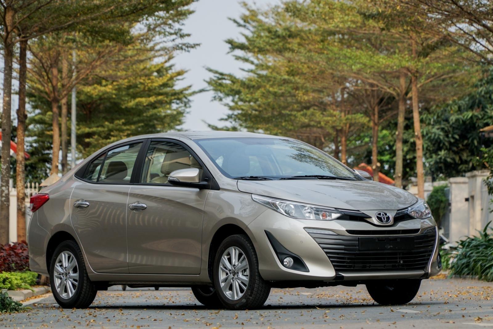 Toyota Vios có giá bán lại cao.