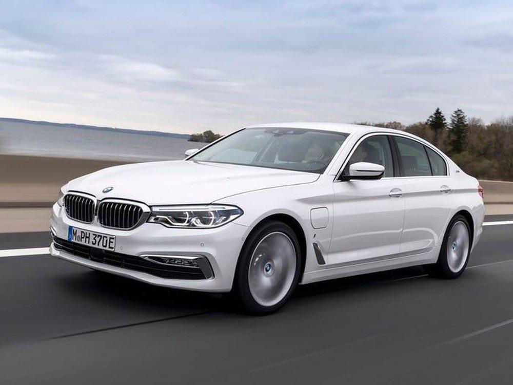 BMW 5 series xuống giá nhanh.