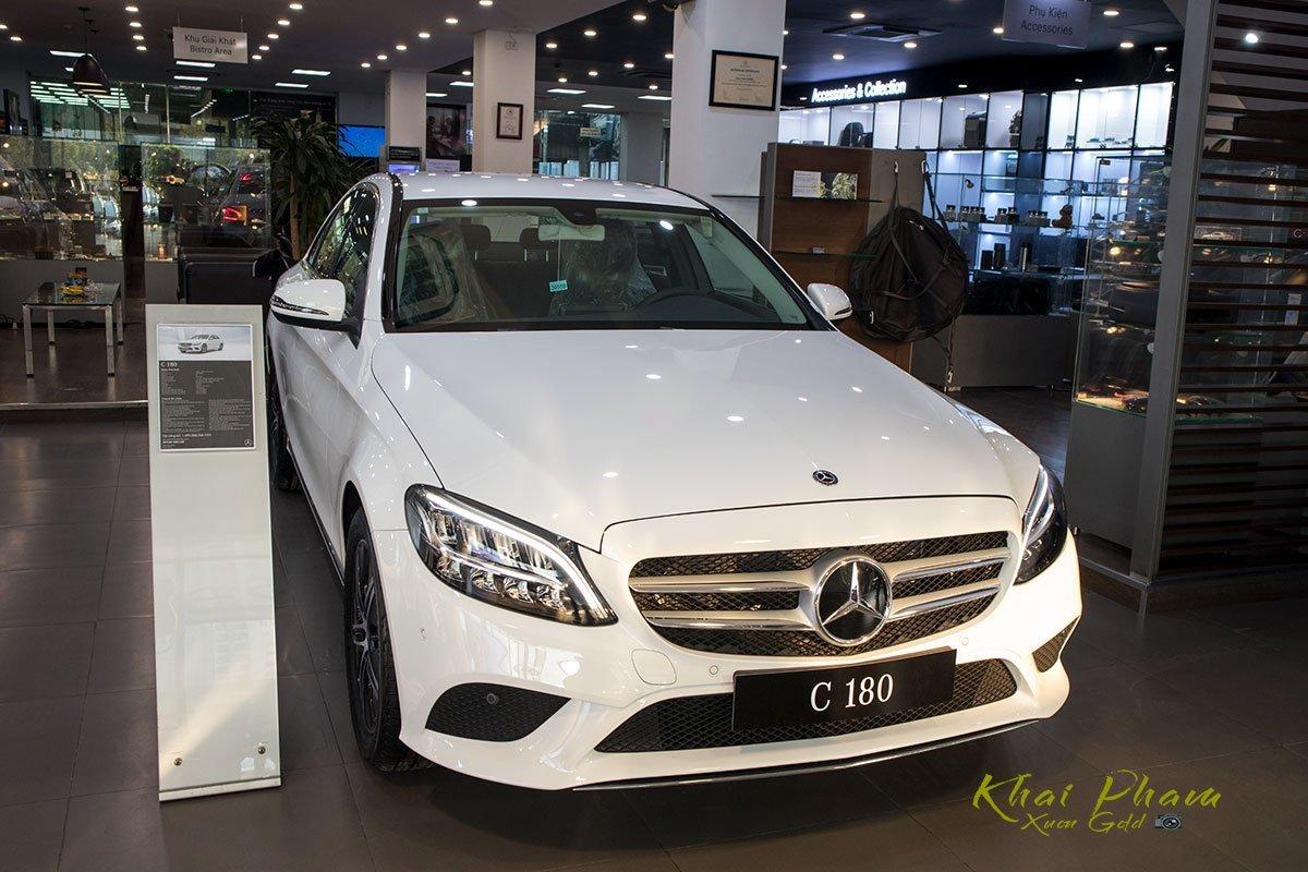 Thông số kỹ thuật xe Mercedes-Benz C 180 2020 a4