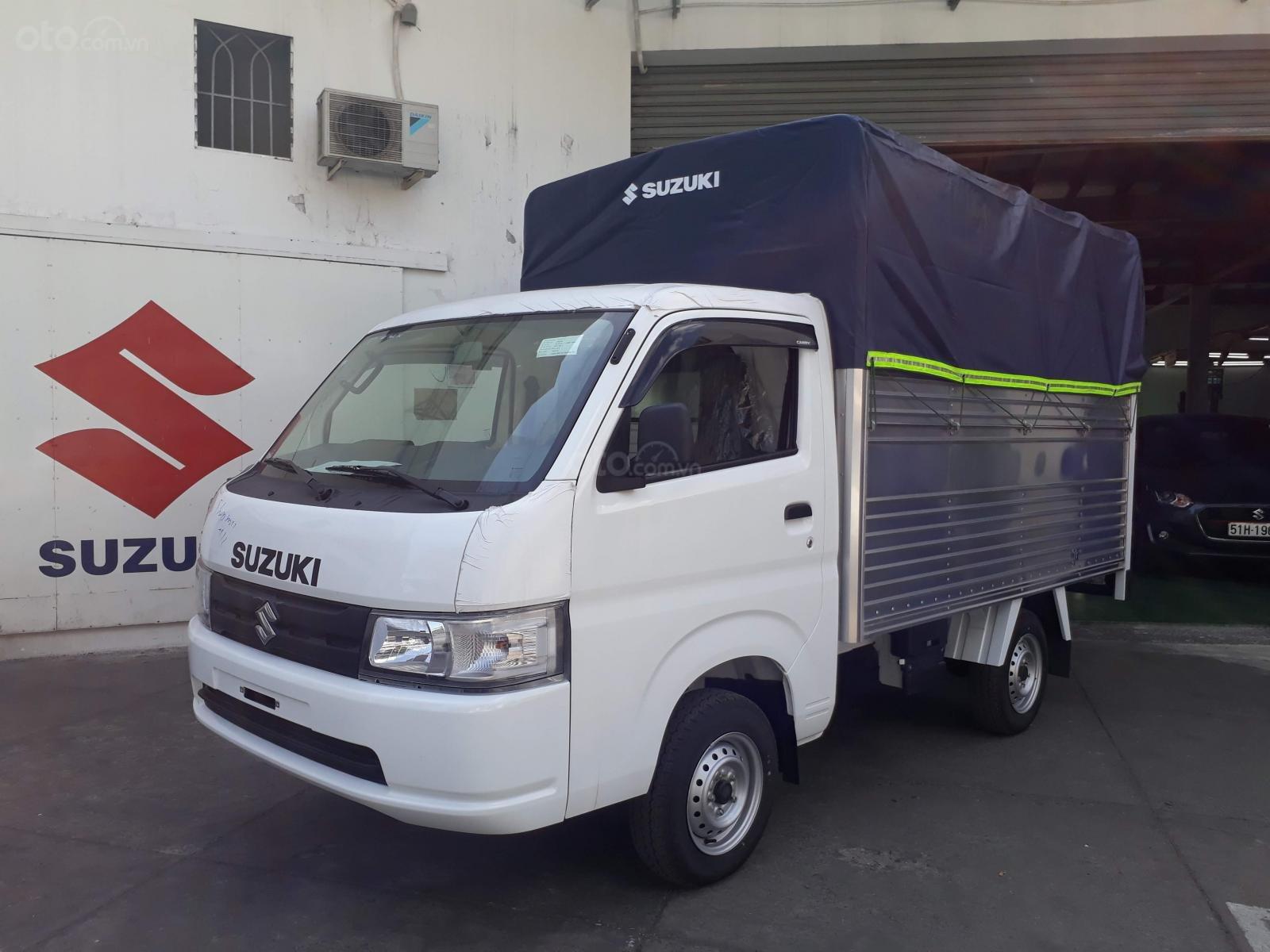 Xe tải Suzuki New Pro 2020 tải trọng 750kg, ưu đãi 25 triệu tháng 10/2020 (1)