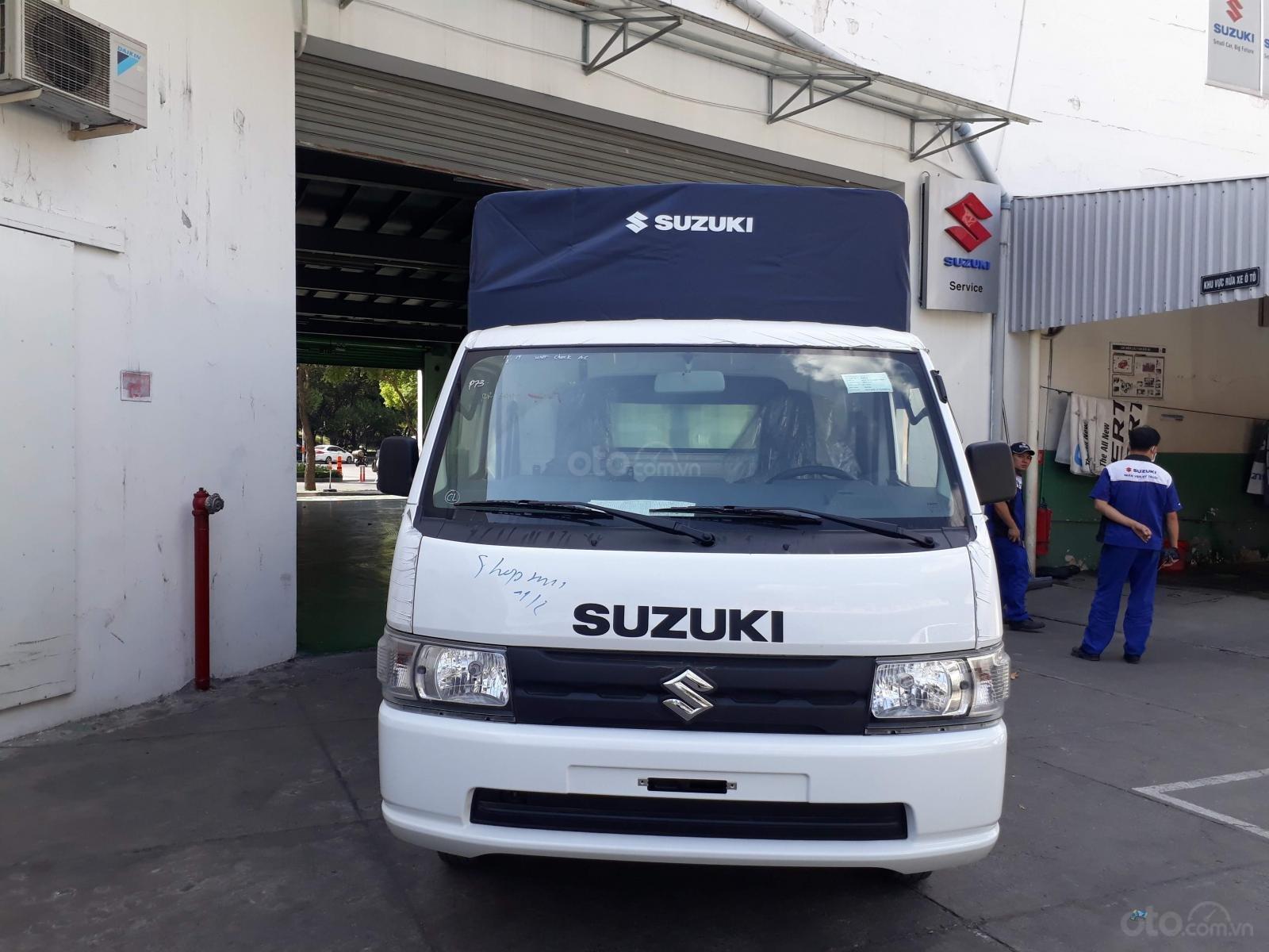 Xe tải Suzuki New Pro 2020 tải trọng 750kg, ưu đãi 25 triệu tháng 10/2020 (2)