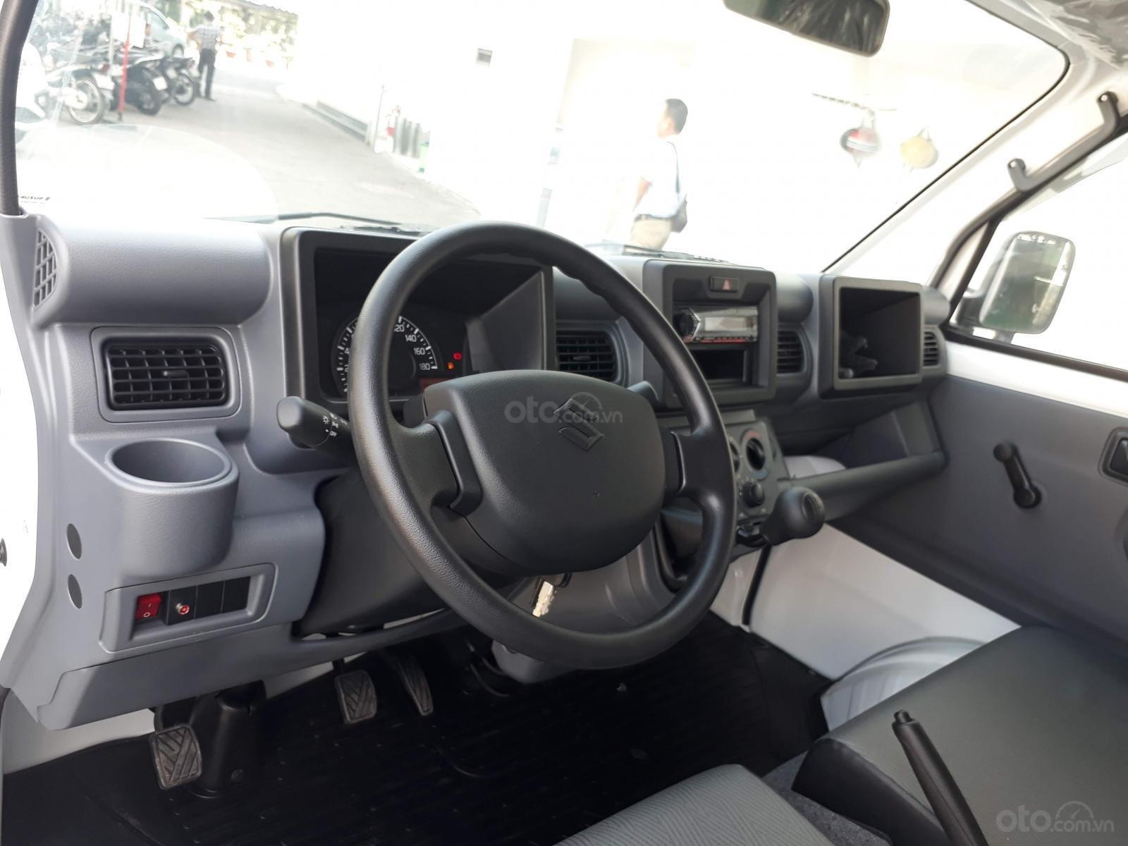 Xe tải Suzuki New Pro 2020 tải trọng 750kg, ưu đãi 25 triệu tháng 10/2020 (4)