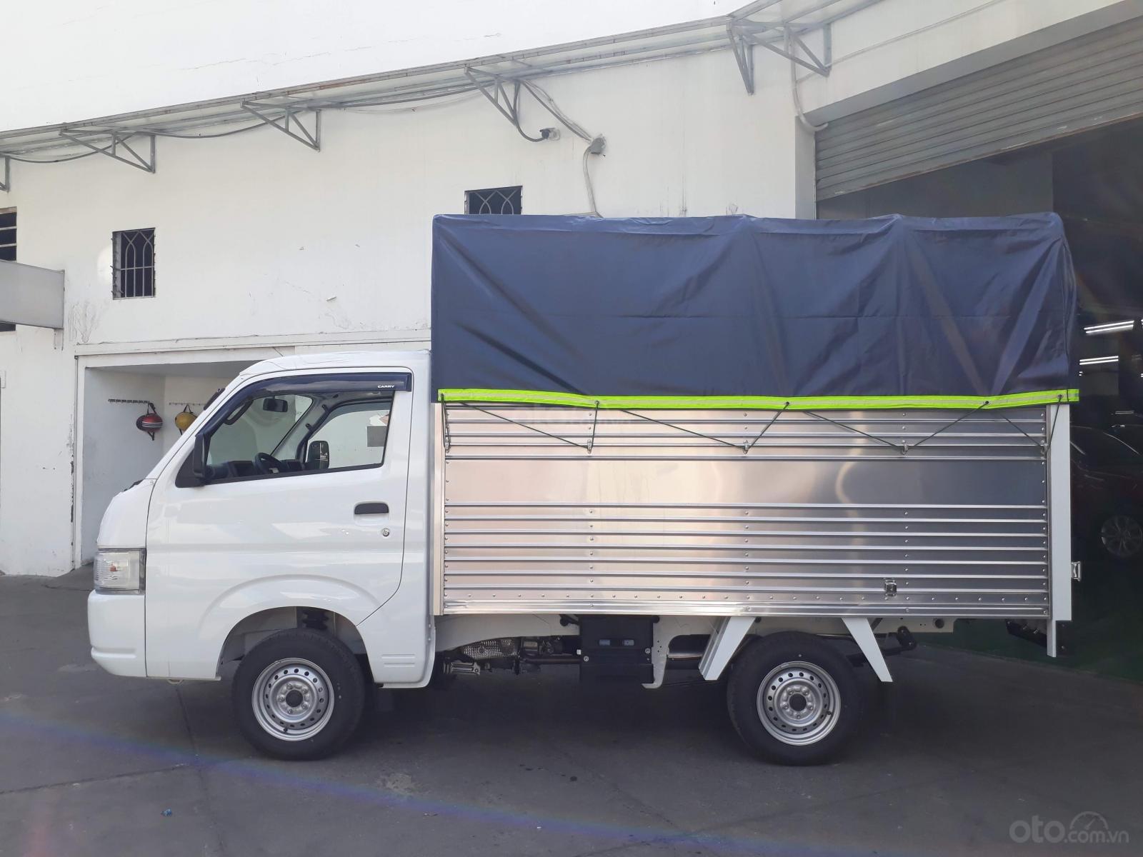 Xe tải Suzuki New Pro 2020 tải trọng 750kg, ưu đãi 25 triệu tháng 10/2020 (5)