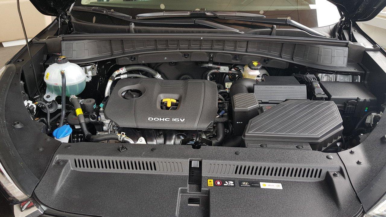 Động cơ xe Hyundai Kona 2020
