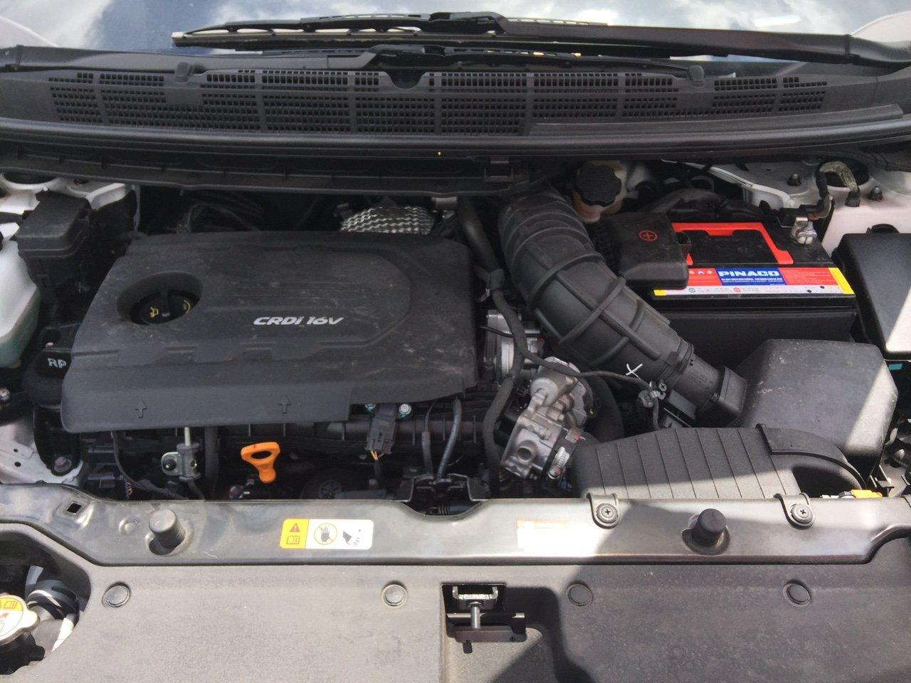 Động cơ xe Kia Rondo 2019 cũ