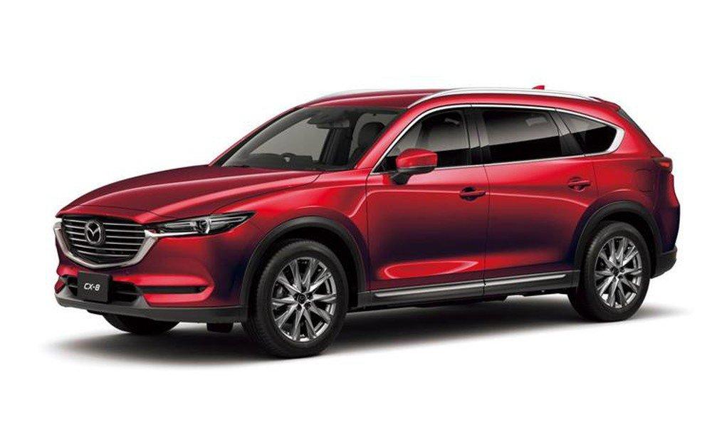 Giá xe Mazda CX-8 2020
