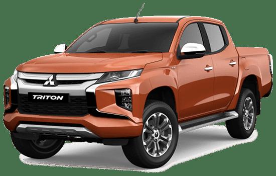 Ngoại thất xe Mitsubishi Triton 2020