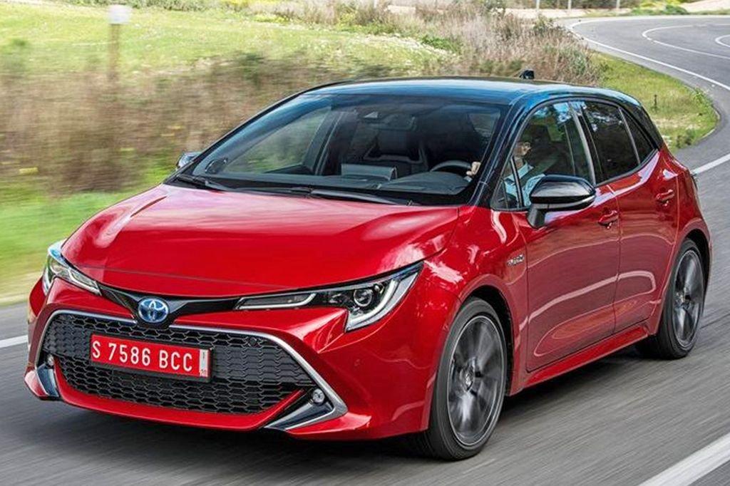 Giá xe Toyota Corolla Altis cũ