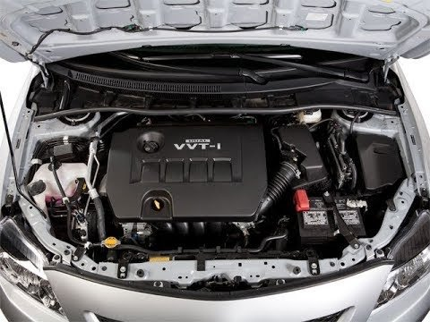 Động cơ xe Toyota Corolla Altis cũ