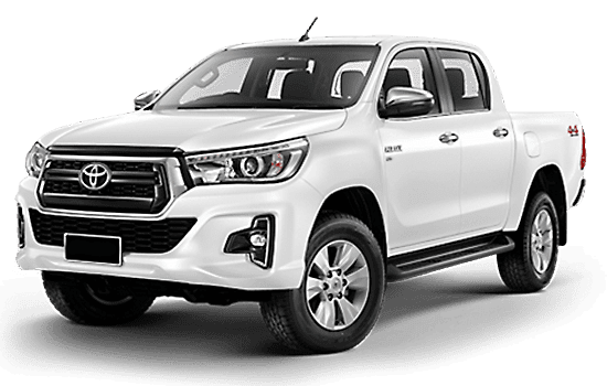 Giá xe Toyota Hilux 2020
