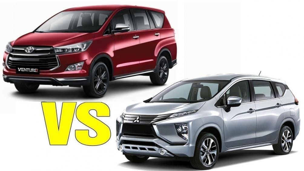 So sánh xe Toyota Innova 2019 và Ford Tourneo 2019