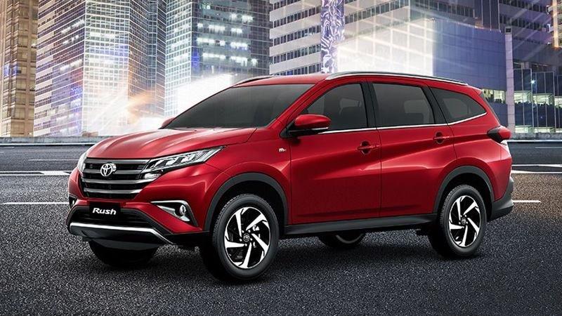 Giá xe Toyota Rush 2019