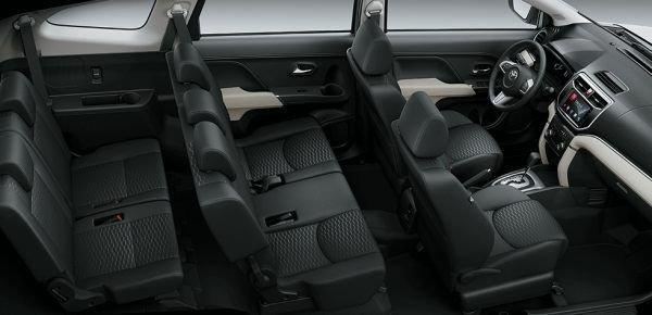 Nội thất xe Toyota Rush 2019