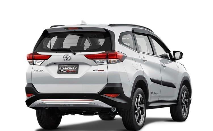 Ưu nhược điểm xe Toyota Rush 2019