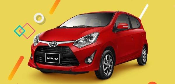Giá xe Toyota Wigo 2020