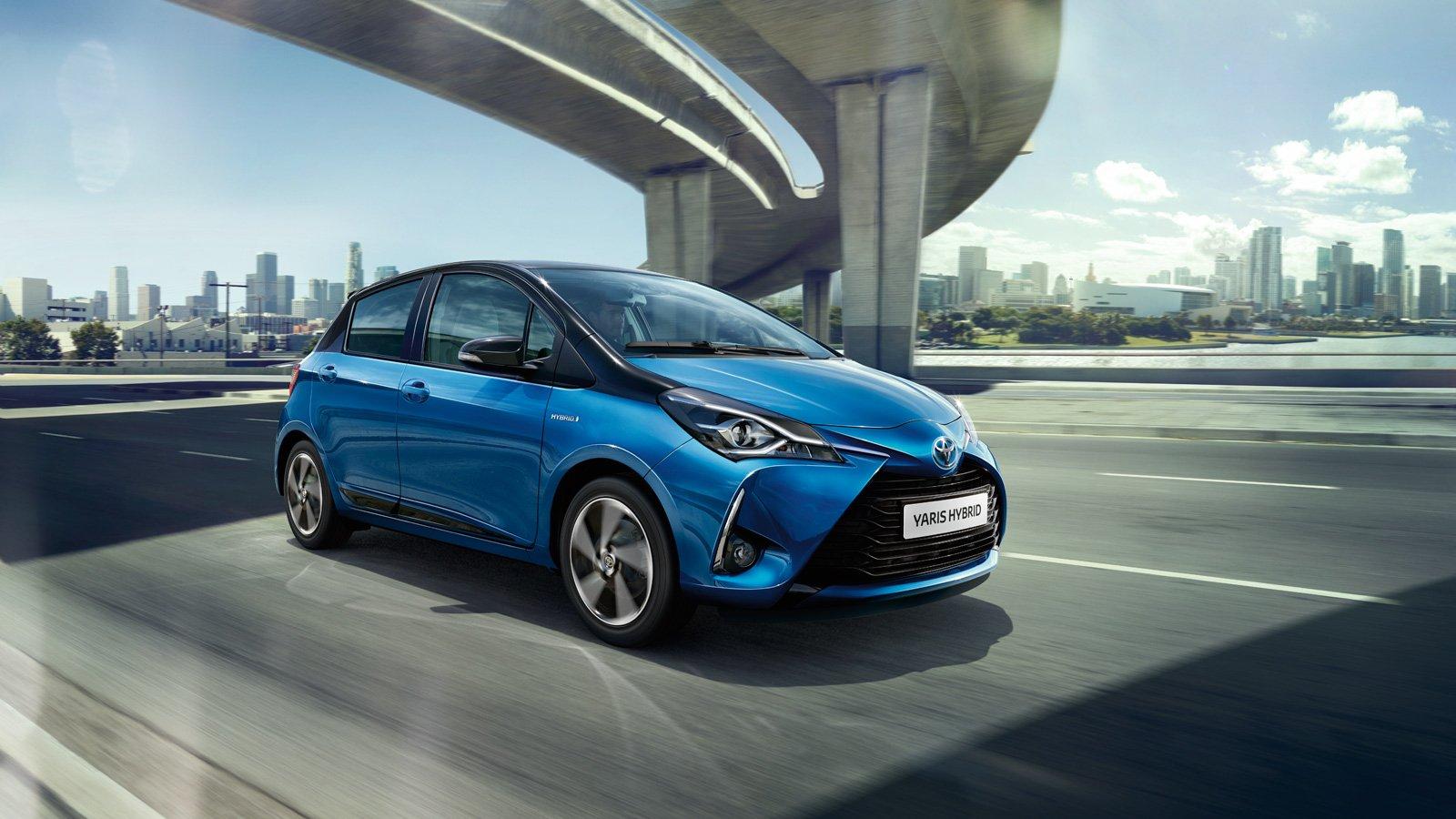 Ưu nhược điểm xe Toyota Yaris 2019