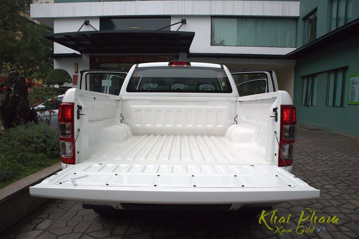 Ảnh chụp thùng xe Ford Ranger Limited 2020 1