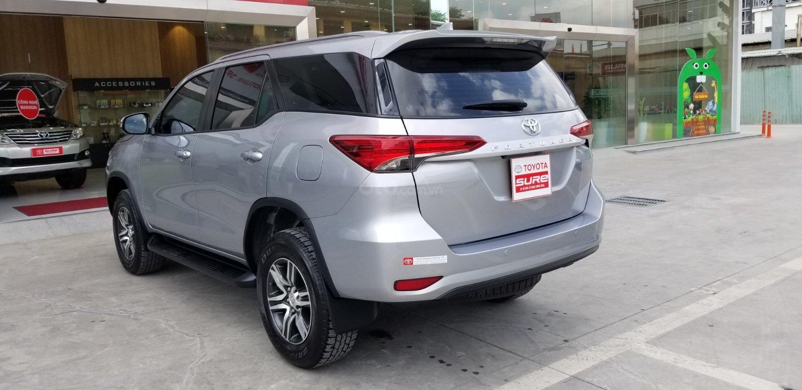 Cần mua bán Toyota Fortuner 2.4G dầu T7/2019, bạc lướt 7.500km, giá rẻ (6)