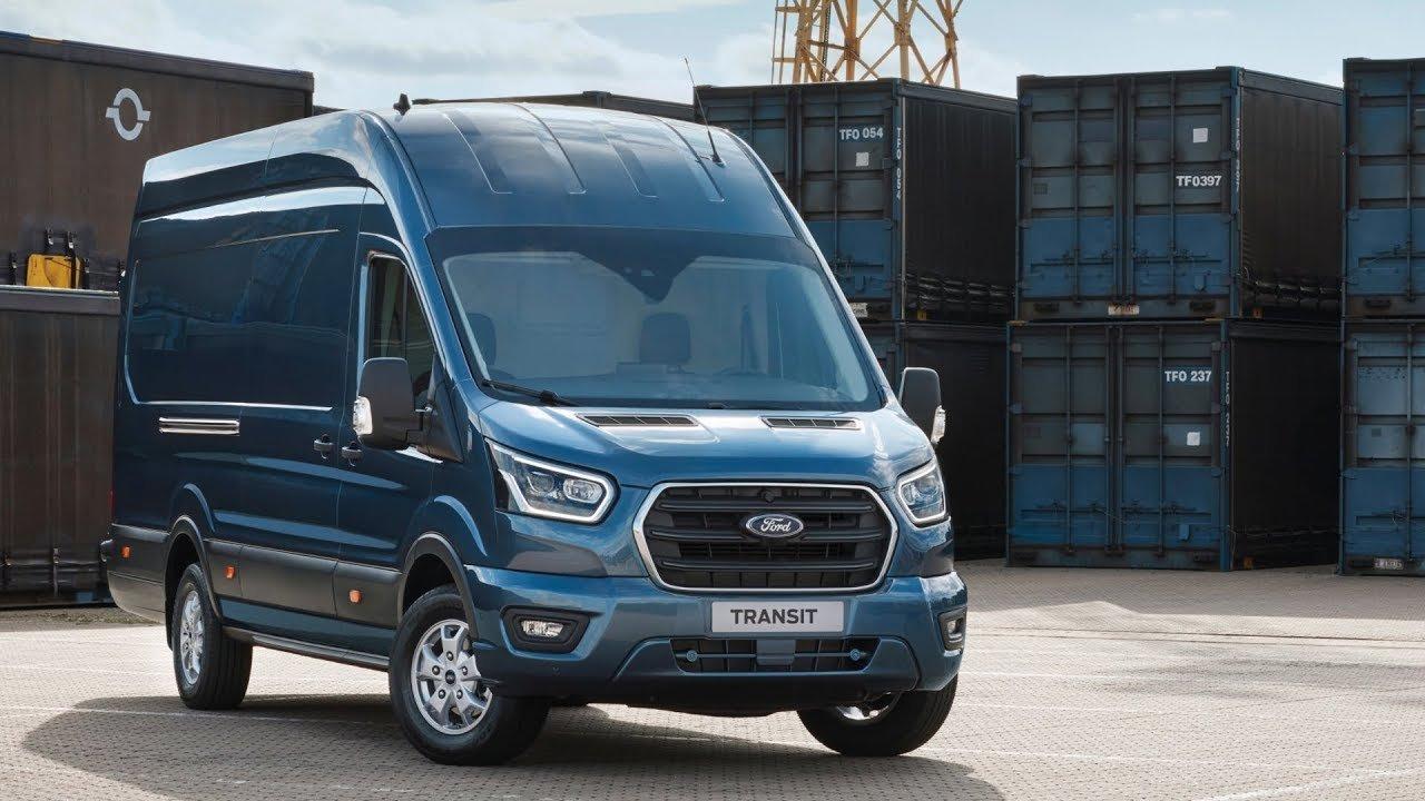 Ưu điểm xe Ford Transit 2019