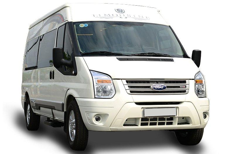 Nhược điểm xe Ford Transit 2019