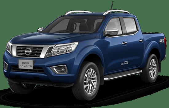 Ngoại thất Nissan Navara 2020