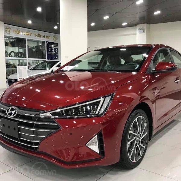 Bán Hyundai Elantra năm sản xuất 2020, giá cạnh tranh (2)