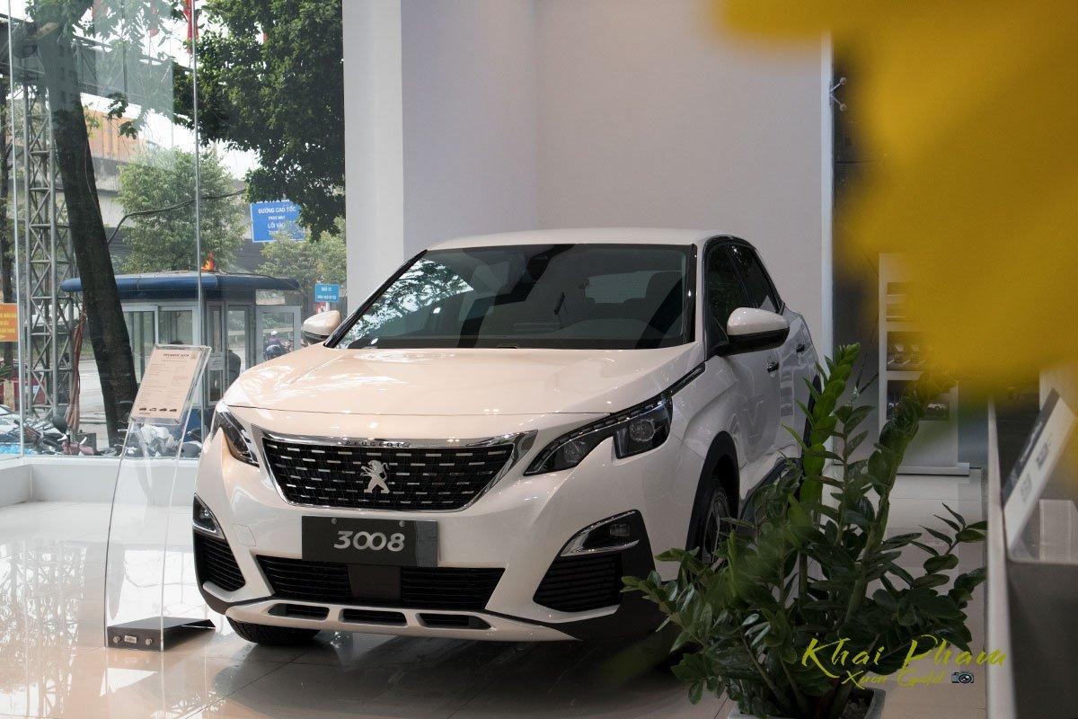 Giá xe Peugeot 3008 2020 mới nhất