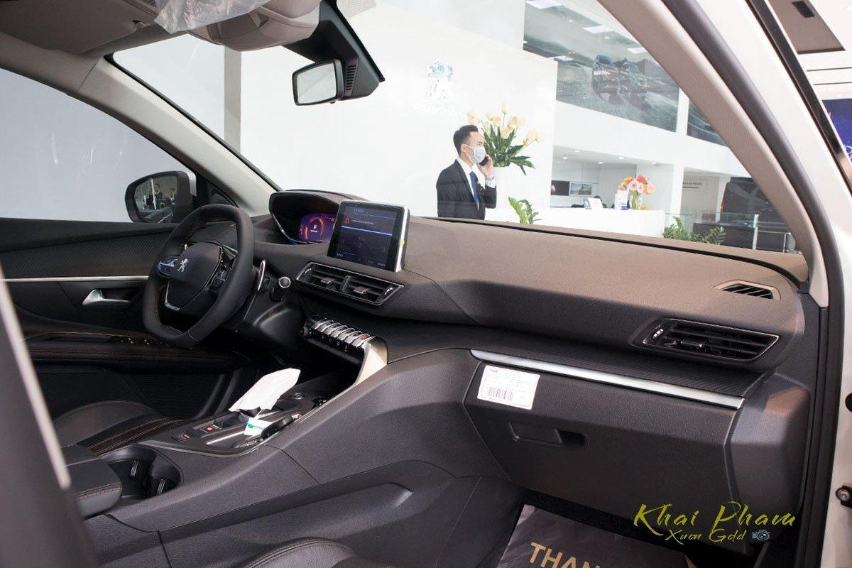 Bước vào khoang xe Peugeot 3008 2021, ngôn ngữ thiết kế i-Cockpit ghi dấu ở khắp nơi a4