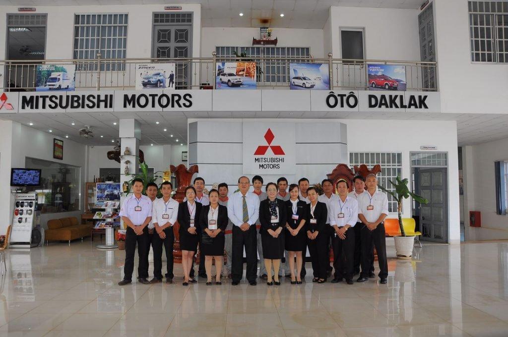 Mitsubishi Ôtô Đắk Lắk (1)