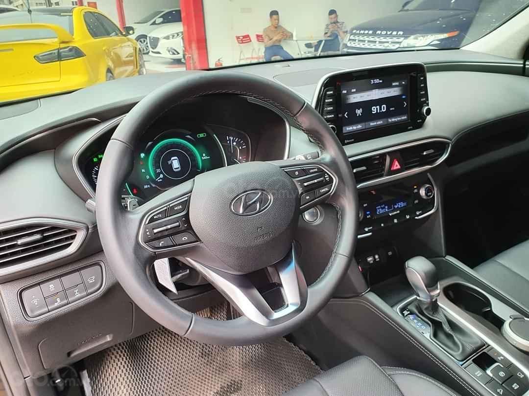 Bán Hyundai Santafe sx 2018 model 2019, bản xăng 2.4 đặc biệt (3)