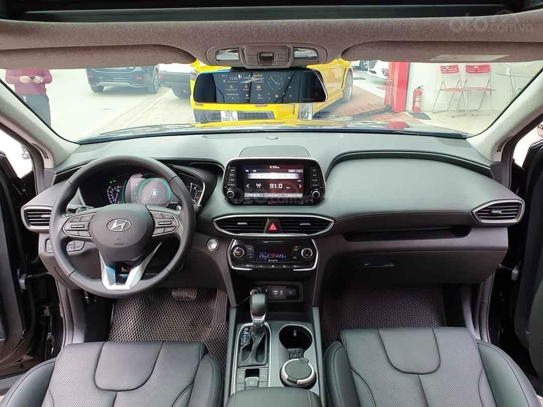 Bán Hyundai Santafe sx 2018 model 2019, bản xăng 2.4 đặc biệt (5)