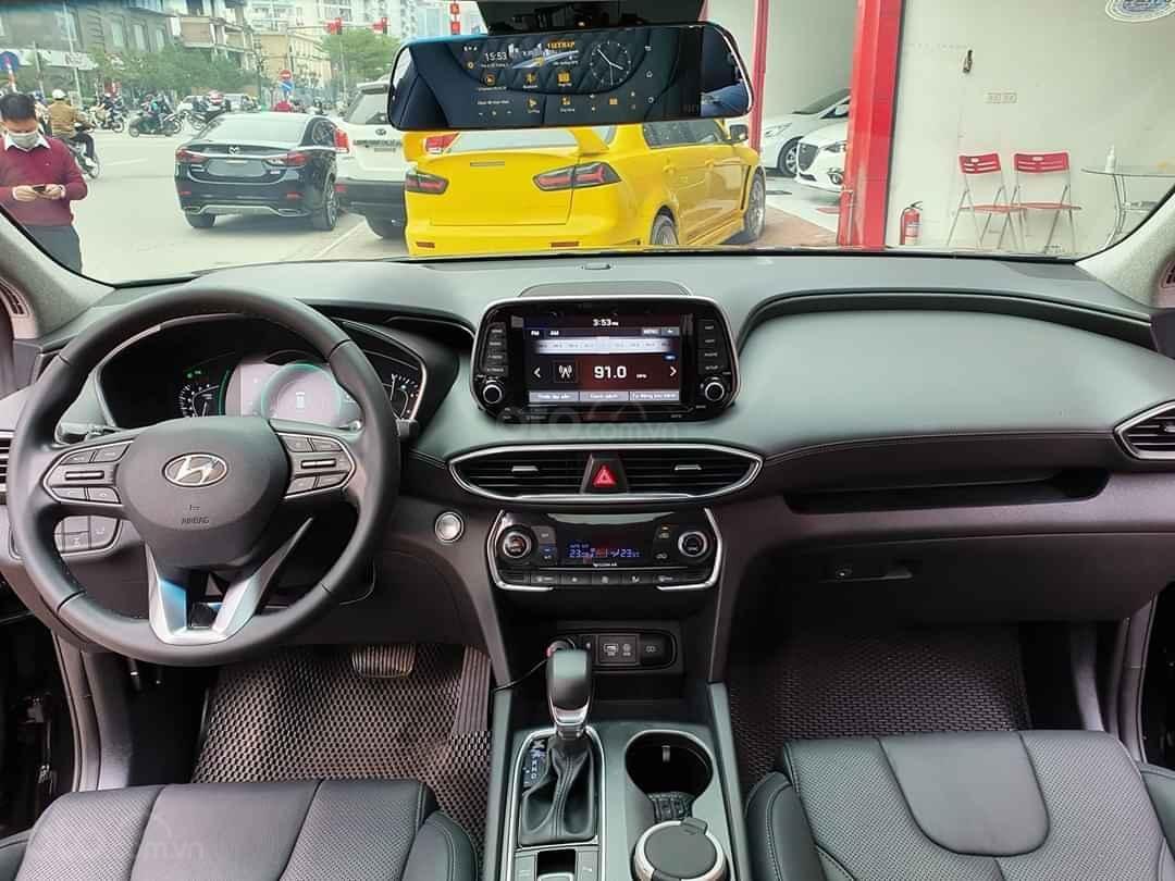 Bán Hyundai Santafe sx 2018 model 2019, bản xăng 2.4 đặc biệt (7)