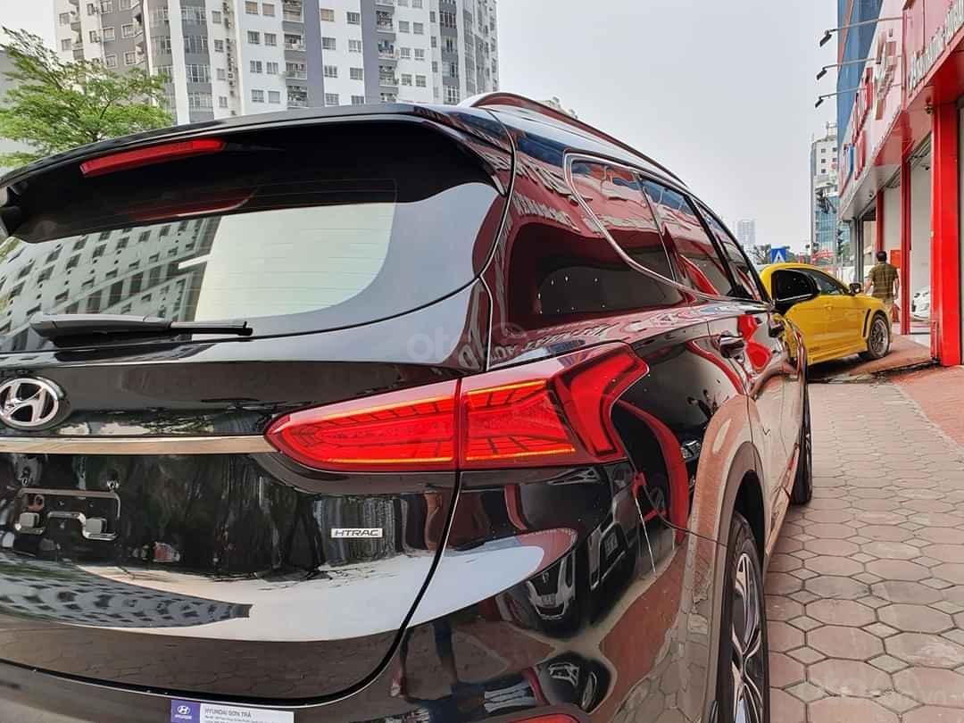 Bán Hyundai Santafe sx 2018 model 2019, bản xăng 2.4 đặc biệt (11)